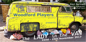 The Lady in the Van @ woodford community centre | Woodford | England | United Kingdom