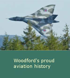 Woodford SK7 Aviation History